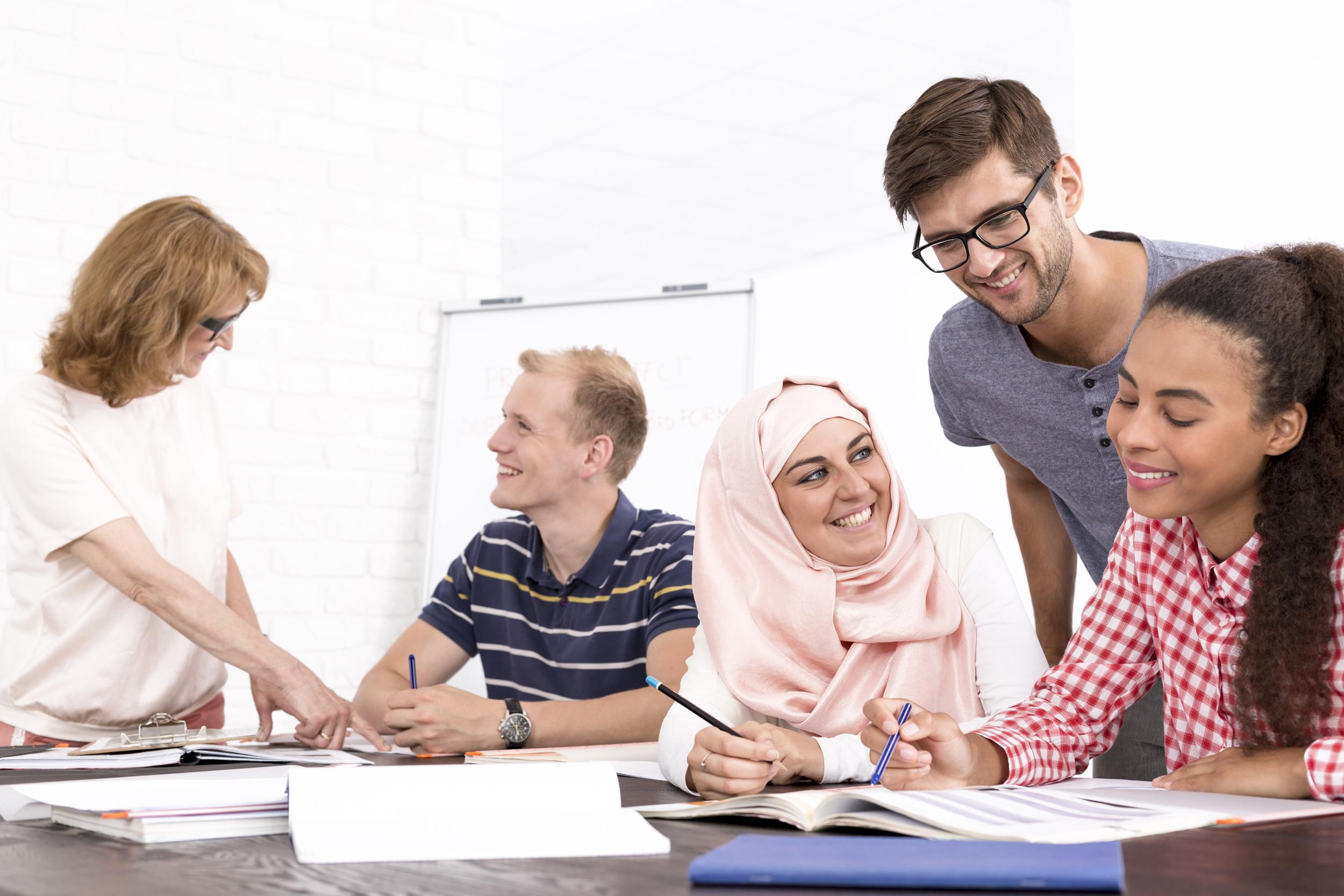 Specialist taaltrainingen en -cursussen - Totaal Training